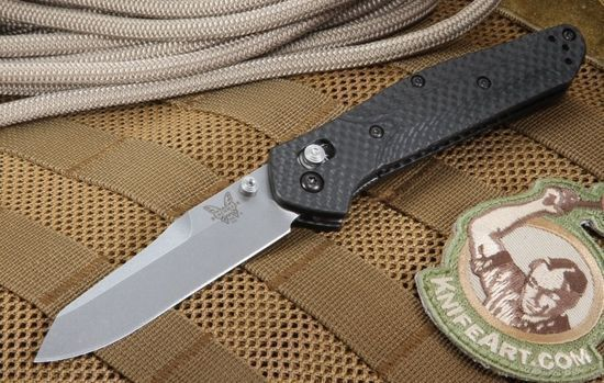 benchmade - Benchmade 940-1 Carbon Fiber Folding Knife