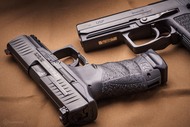 benchmade - Walther PPQ M1 & H&K USP-9 F