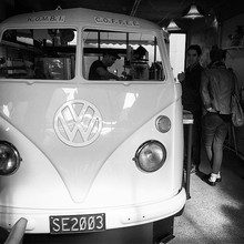 COFFEEUFEEL - Today we are kicking it OLD SCHOOL styles at coffeekombi in the stylish new fortiethandhurstmere block in the heart of Takapuna. The coffee served here is...
