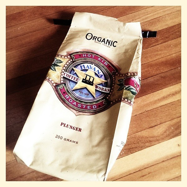 COFFEEUFEEL - kate_mcl lewisgunter Kids! Can you please please please pop into the local Woolworths in Freemans Bay to get toru packs of Havana organic for me!? I'm almost...