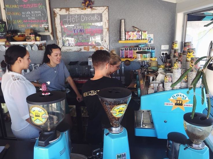COFFEEUFEEL - What an epic week! Traveling round NZ visiting lots of amazing cafes, big thanks to the wider Havana family for your hospitality and top notch banter, we...