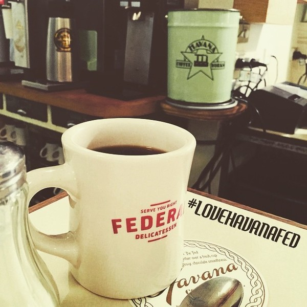 COFFEEUFEEL - Our very good friends havanacoffeeworks are giving way some cool stuff to celebrate breakfast back at The Fed. Your chance to win a Havana / Fed goody pack...